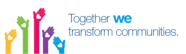 Together We Transform Communities