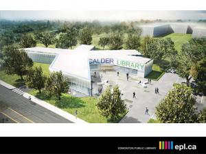 Rendering - Calder - Exterior - Aerial 2
