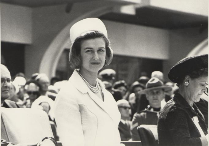 Princess Alexandra of Kent, Edmonton, Princess Alexandra,