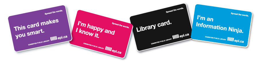 One card to rule them all edmonton public library what will a free library card get you colourmoves